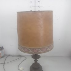 Antigüedades: LAMPARA. Lote 135292210