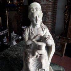 Antigüedades: VIRGEN CON NIÑO . Lote 135315974
