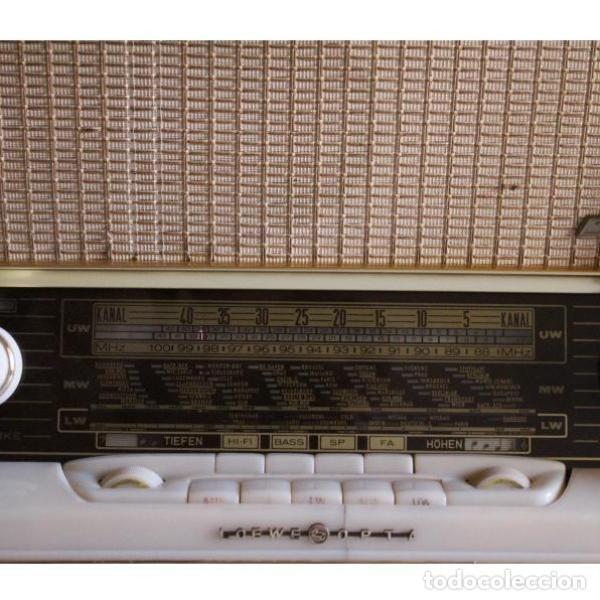 Antigüedades: Antigua radio Loewe - Foto 3 - 135330994