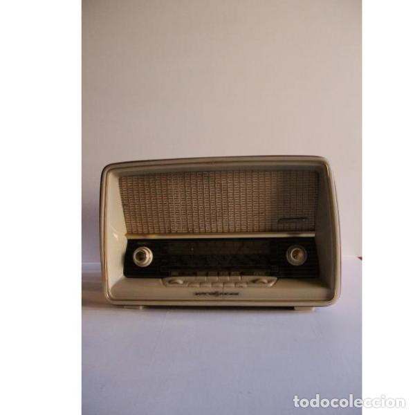 Antigüedades: Antigua radio Loewe - Foto 9 - 135330994