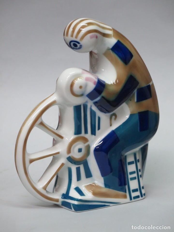 AFILADOR DE SARGADELOS (Antigüedades - Porcelanas y Cerámicas - Sargadelos)