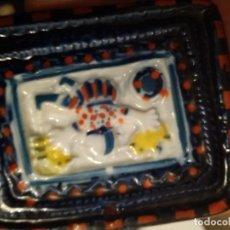 Antigüedades: MEDALLA SARGADELOS MIDE 8X6,5 CM. Lote 135371414