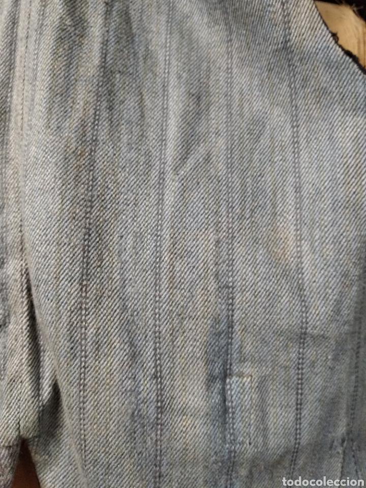 Antigüedades: Chaleco ppio XX - Foto 7 - 135430282