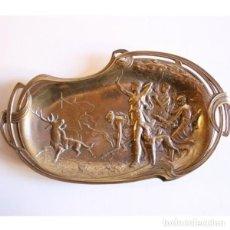 Antigüedades: ANTIGUA BANDEJA ART DECO DALÍ. Lote 135441854