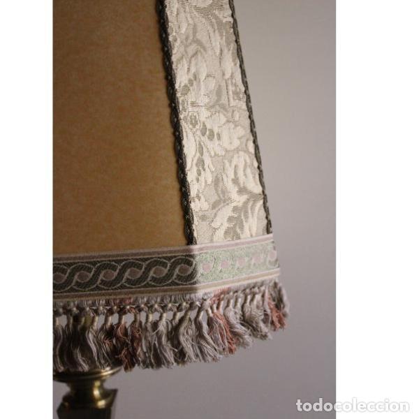 Antigüedades: Antigua lámpara de mesa - Foto 2 - 135443710