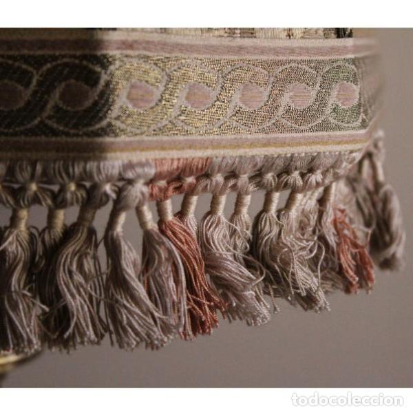 Antigüedades: Antigua lámpara de mesa - Foto 4 - 135443710