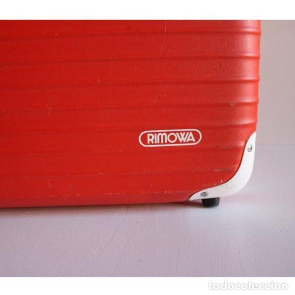 Antigüedades: Antigua maleta Rimowa - Foto 3 - 135448254