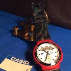 Relojes - Casio: RELOJ CASIO VQ 11 ¡¡¡ MULTI - COLOR !!! VINTAGE ¡¡NUEVO!! (VER FOTOS). Lote 135458550