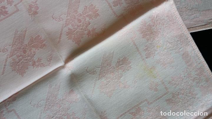 Antigüedades: Cuatro (4) antiguas servilletas - Foto 5 - 135477946