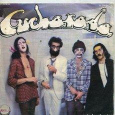 Discos de vinilo: CUCHARADA / SOCIAL PELIGROSIDAD / LIBERTAD PARA MIRAR ESCAPARATES (SINGLE PROMO 1978. Lote 135478670
