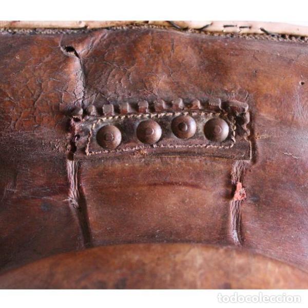 Antigüedades: Antiguas mullidas de piel - Foto 2 - 135496570