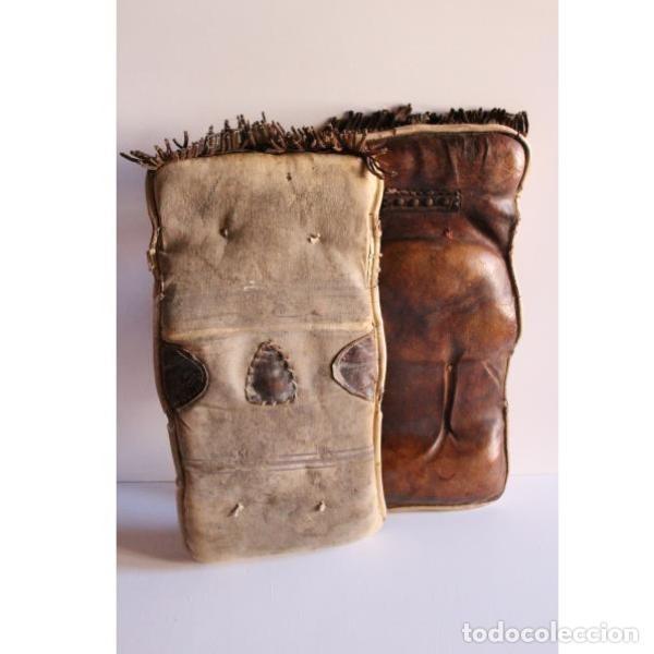 Antigüedades: Antiguas mullidas de piel - Foto 3 - 135496570