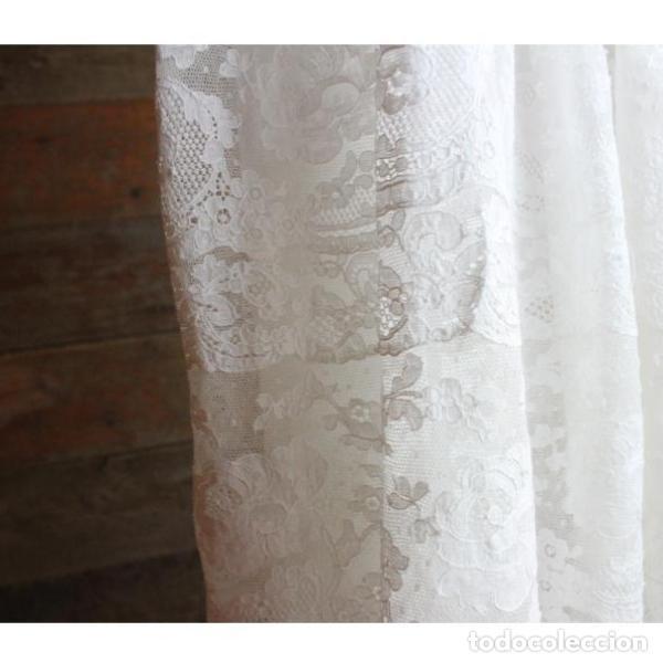 Antigüedades: Precioso traje vestido valencie bautismo - Foto 8 - 135509418
