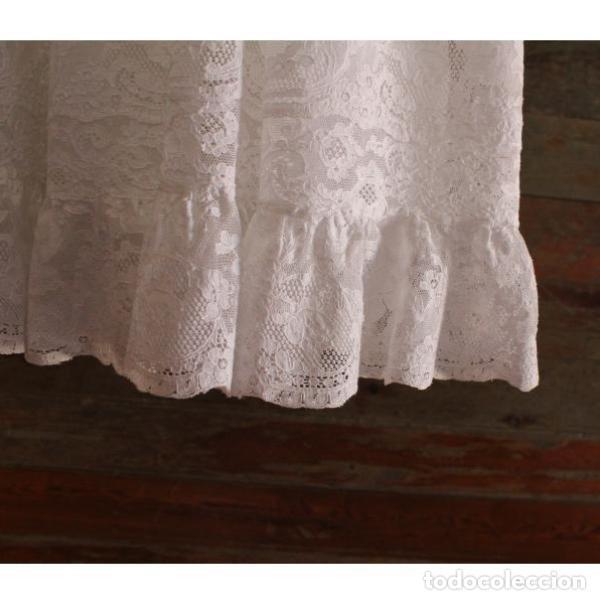 Antigüedades: Precioso traje vestido valencie bautismo - Foto 10 - 135509418
