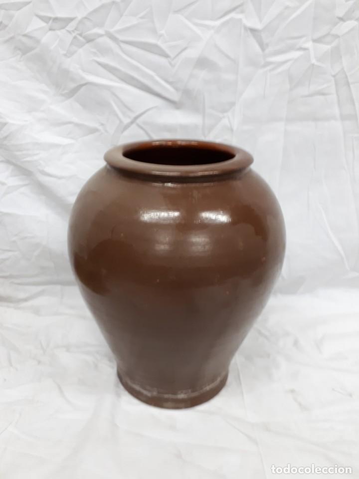 Antigüedades: ANTIGUA TINAJA DE BARRO - Foto 4 - 135599098