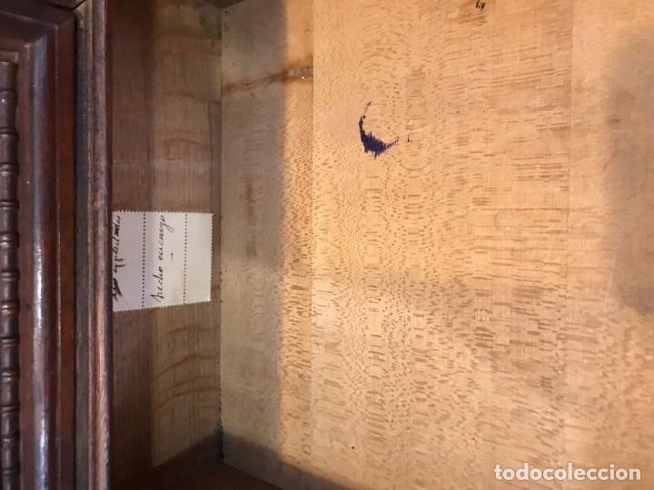 Antigüedades: Magnifico bargueño renacimiento español - Foto 4 - 135620662