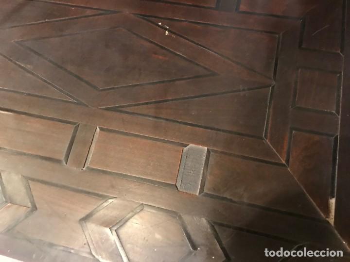 Antigüedades: Magnifico bargueño renacimiento español - Foto 12 - 135620662
