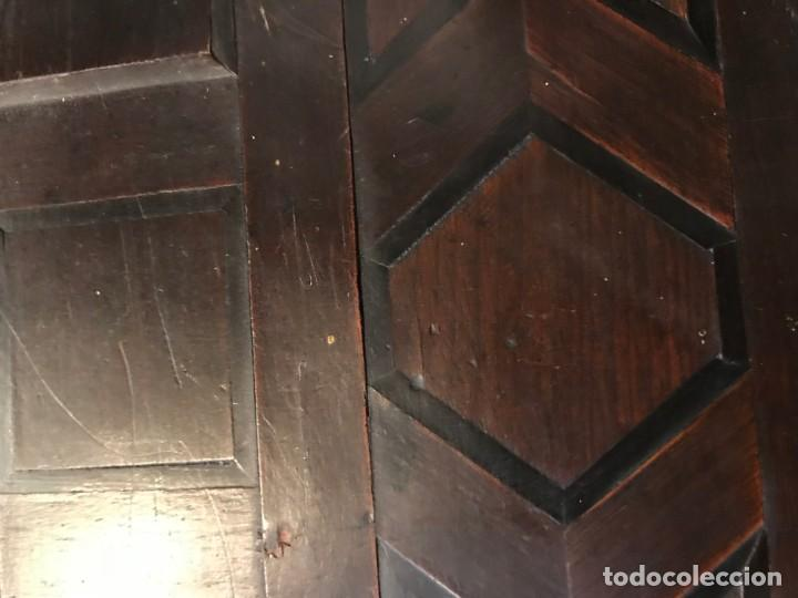 Antigüedades: Magnifico bargueño renacimiento español - Foto 19 - 135620662