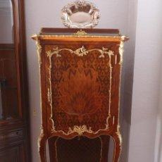 Antigüedades: MUEBLE BAR MARINER AUTENTICO. Lote 135635175