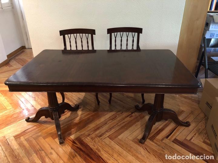 mesa comedor antigua - 2a rebaja - Comprar Mesas Antiguas en ...