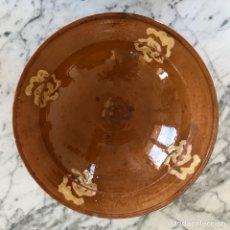 Antigüedades: PLATO CATALÁN. Lote 135766378