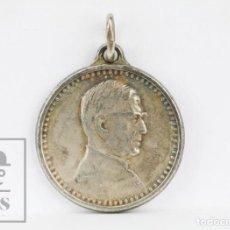 Antigüedades: MEDALLA RELIGIOSA DE PLATA - JOSEMARÍA ESCRIVÁ DE BALAGUER / OPUS DEI - DIÁM. 19 MM'. GRACIAS, MS. Lote 135786666