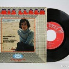 Discos de vinilo: DISCO EP DE VINILO - LLUIS LLACH / CELS TRENCATS... - MOVIE PLAY - AÑO 1970. Lote 135805498