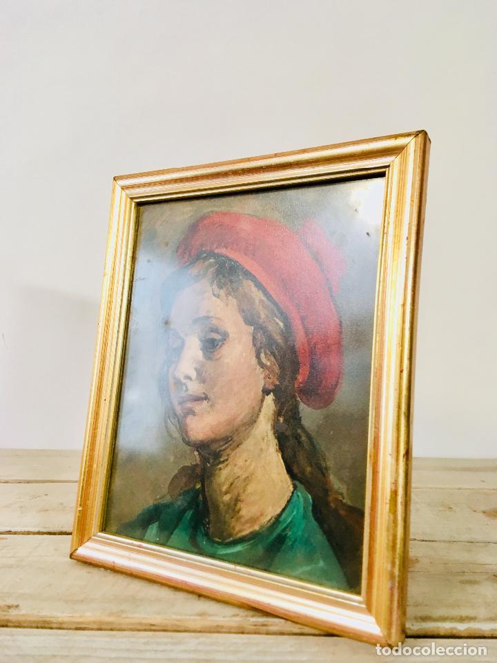 cuadro rectangular de madera y cristal - marco - Comprar Marcos ...