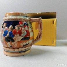 Antigüedades: JARRA DE PORCELANA JAPONESA. Lote 135936210