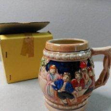 Antigüedades: JARRA DE PORCELANA JAPONESA. Lote 135936658
