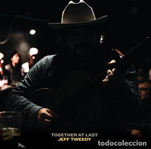 LP JEFF TWEEDY TOGETHER AT LAST VINILO 180 G WILCO (Música - Discos - LP Vinilo - Pop - Rock Extranjero de los 90 a la actualidad)