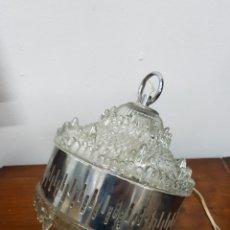 Antigüedades: LÁMPARA VINTAGE AÑOS 70. Lote 136026866