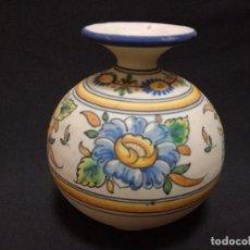 Antigüedades: JARRON CERAMICA TALAVERA. Lote 136080818
