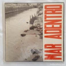 Discos de vinilo: MINI LP / 33 DIAS DESPUES / MAR ADENTRO / 1985 (PROBADO Y BIEN). Lote 136102022