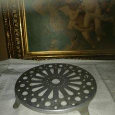 Antigüedades: SALVAMANTELES MMM. Lote 136127588