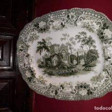Antigüedades: BONITA FUENTE DE CERÁMICA DE COPELAND INGLATERRA. Lote 136128702