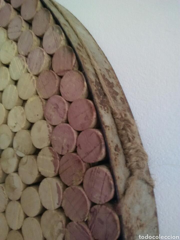 Antigüedades: Antiguo aro de barril - Foto 5 - 136127621