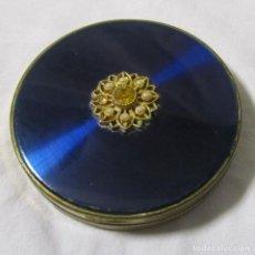Antigüedades - Antigua polvera Margaret Rose - 136148530