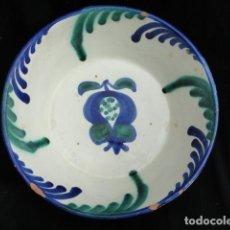 Antigüedades: ANTIGUO CUENCO DE FAJALAUZA.. Lote 136148686