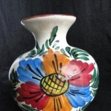 Antigüedades: BONITO JARRÓN DE PORCELANA.. Lote 136150650