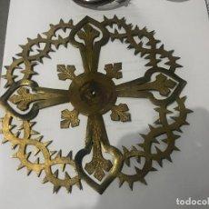 Antigüedades: CORONA NIÑO JESUS DE GRAN TAMAÑO. Lote 136182906