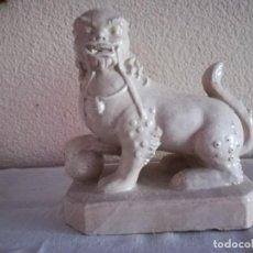 Antigüedades: CERAMICA SIGLO XVIII LEÓN DE FO. Lote 136186074