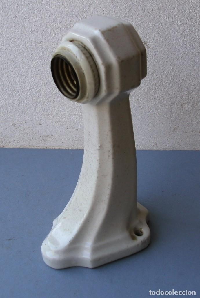 brazo de ceramica blanca para aplique de cuarto - Comprar Apliques ...