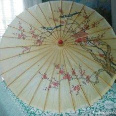 Antigüedades: ANTIGUA SOMBRILLA CHINA. Lote 136250090