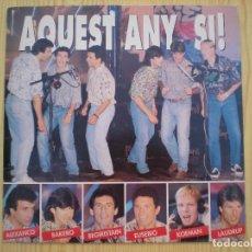Discos de vinilo: BARÇA_F.C. BARCELONA_VINILO 12''ALEXANCO,KOEMAN,EUSEBIO,LAUDRUP,BAKERO_1991 . Lote 136287710