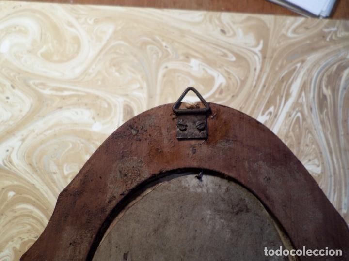 Antigüedades: ESPEJO CUELGA LLAVES - Foto 15 - 136305558