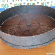 Antigüedades: ANTIGUA CRIBA O CEDAZO DE PANADERO . Lote 136384938