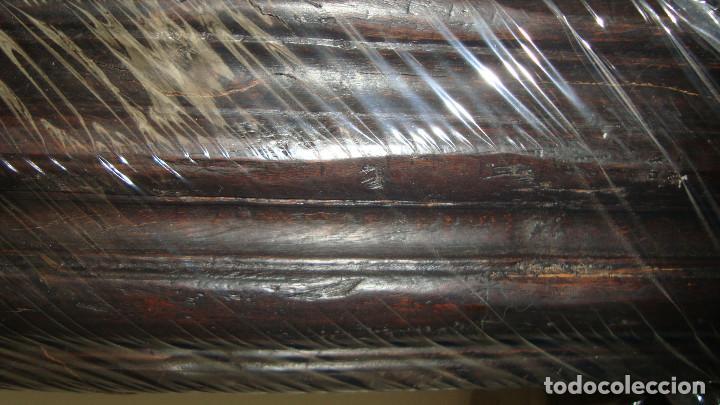 Antigüedades: Columnas corintias de madera - Foto 3 - 136447234