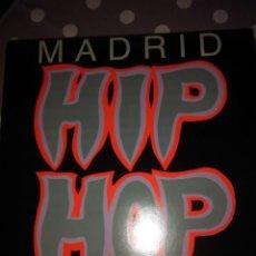 Discos de vinilo: MADRID HIP HOP ( MAXI ). Lote 136499562