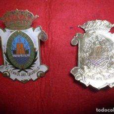 Antiguidades: ESCUDOS DE EL FERROL DEL CAUDILLO. Lote 136509442